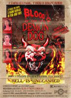 BLOOD of the EVIL DEMON DOG by RadActPhoto