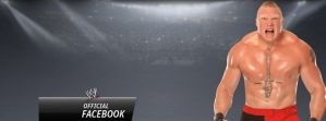 Brock Lesnar Facebook Cover Photo by xXMAGICxXxPOWERXx