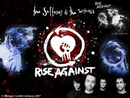 Rise Against Wallpaper by x-pHiLippE-x