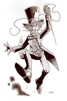 Jervis Tetch - The Mad Hatter by 93Cobra