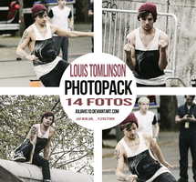 Photopack #142 Louis Tomlinson by juliahs1D