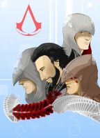 Assassins Creed by ChikKV