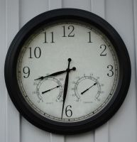 Clock Stock by DH-Textures