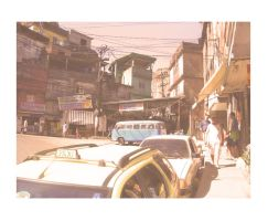 Too hot in the favela by vitorizza