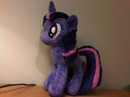 Twilight Sparkle Commission for Normen by caashley