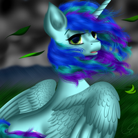 Wind Before the Rain by Crazyaniknowit