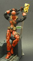 Deadpool BA 2 by Shinobitron