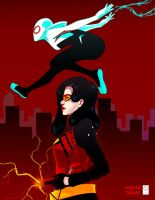 Sideview Sunday Spider Women by e-carpenter