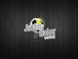 Justin Haber Logo 3 by Sith4Brains