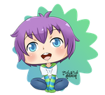 Free commission Chibi by AnnaDM
