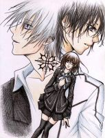 Vampire Knight by Naerko
