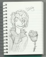 Garry from Ib by fictionaloutcomes