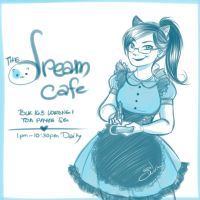 the Dream Cafe by kanzeNatsume