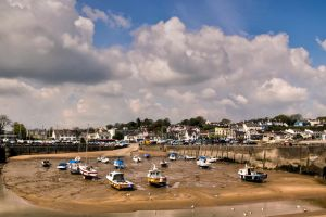 Saunderfoot habour by CharmingPhotography