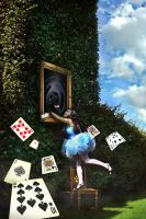 .Alice In Wonderland.II. by Psychosomaticc