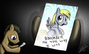 Remember Derpy by Dori-to