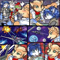 Starfox:Conflict and Compromi2 by hellhaiserkyoru