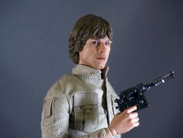Hot Toys Luke Skywalker Bespin Outfit 3 by maulsballs