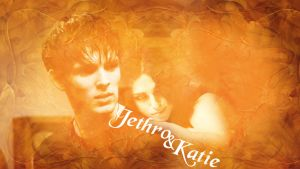 Jethro and Katie by OrlaDark