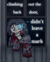 :VC: Didn't Leave a Mark by GlassFeline