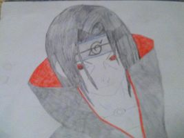 Itachi Uchiha by DemonJnR