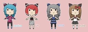 Chibi Adopts (CLOSED) by SimplySilent