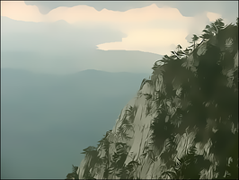 Mountain.side by vectoringbliss