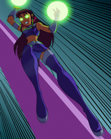 Starfire's... Starbolts by Glee-chan