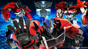 TFP Optimus Prime: The Prime by celtakerthebest