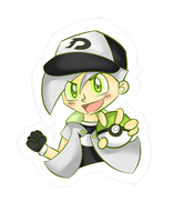 hes gona catch em' all cuz hes Danny Phantom! by nenogirlygirl