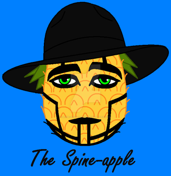 The Spineapple by Lore-Institution