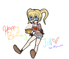 JILL'S TURN! by MorwenHelyanwe