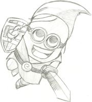 Minion Link by LOUPZ28