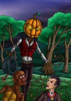 The Great Pumpkin Returns by Esdras78