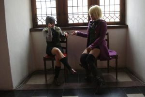 Alois ~ Playing with Fire by Kirashichan