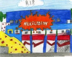 RIP Nickelodeon Studios by DisneyGirl52