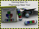 Twisted Pixels - Coming Soon by Opax