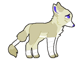 wrapped puppy adopt [closed] by gemsoil