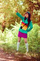 Mabel Pines - Gravity Falls by bluucircles