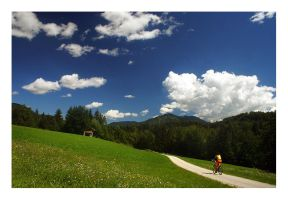 Colours of Slovenia by Ciril