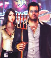 American Gothic by thePWA