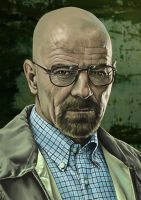 Walter White by MikkeSWE