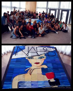 NARS group project by ChalkTwins