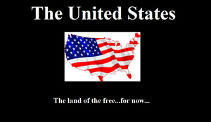 The United States by TimJSII