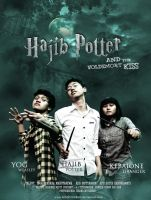 Hajib Potter I by tetehrocker