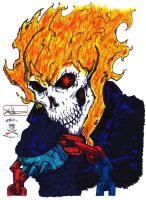 Ghost Rider Feel the Burn    colab by CDL113
