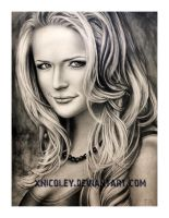 Miranda Lambert Drawing by xnicoley