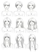 Hairstyles by kimpertinent