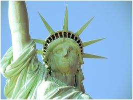 The Face of Liberty by FargoLevy