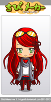 What to do on DA if your bored...MAKE A CHIBI!! by Roses-Of-Ruby